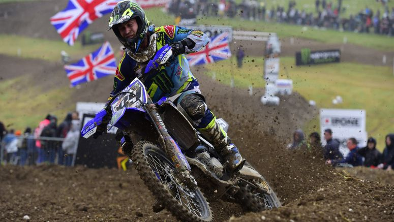 Yamaha Motor Europe Extends Contract with Jeremy Van Horebeek for MXGP