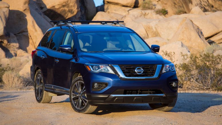 2017 Nissan Pathfinder Excels At NHTSA Safety Tests