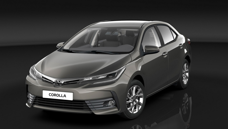 Toyota Corolla Is World's Best-Selling Car In 2016