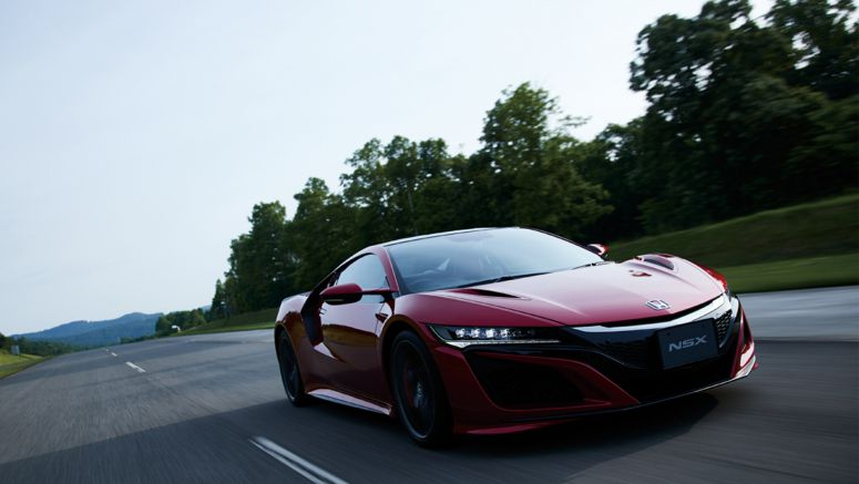 Honda NSX Costs Twice As Much As Nissan GT-R