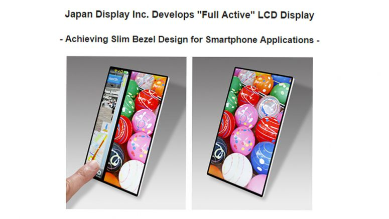 "JDI develops a ""Full Active"" LCD display"