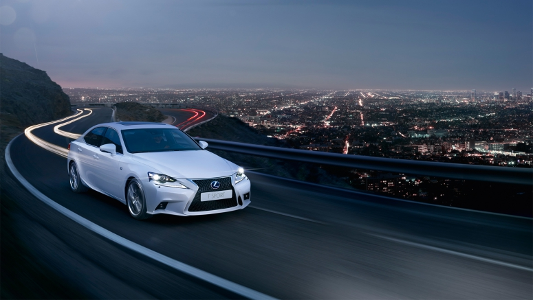 Lexus IS Becomes A Seven-Figure Success As Global Sales Pass One Million
