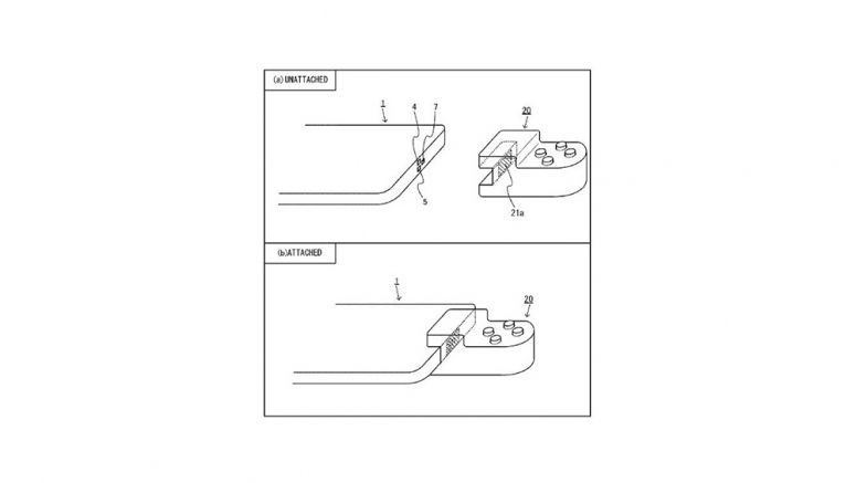 Another Nintendo Patent Hints At The NX's Detachable Controllers