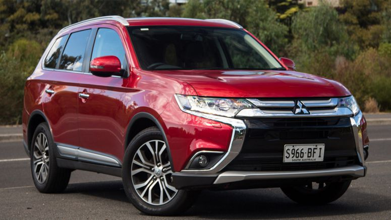 2017 Mitsubishi Outlander update coming soon