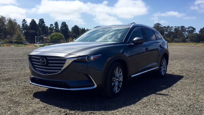 2016 Mazda CX-9 Turbo Review