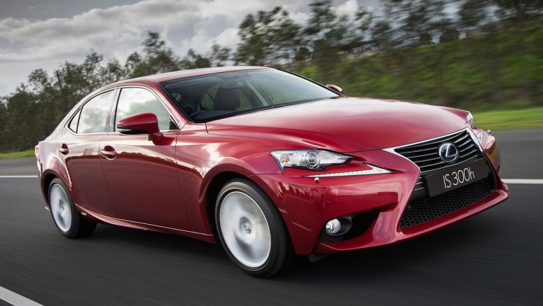 Millionaire Club Welcomes Lexus IS