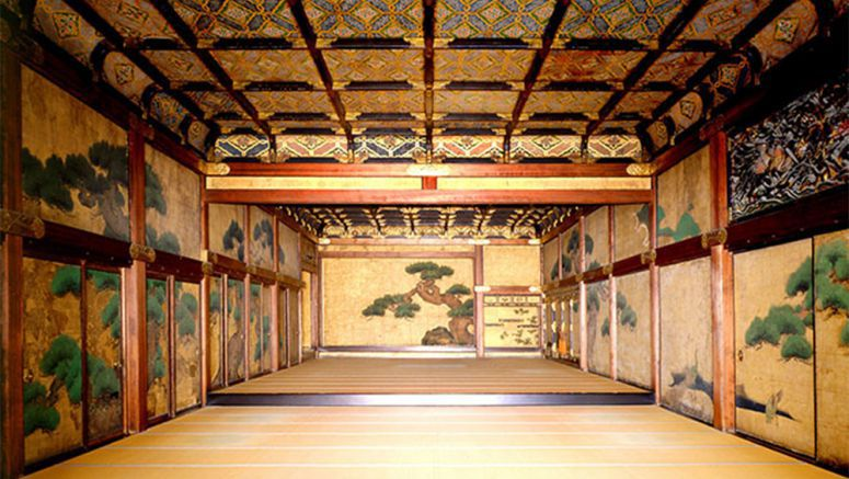 New role eyed for storied palace in Kyoto's Nijo Castle