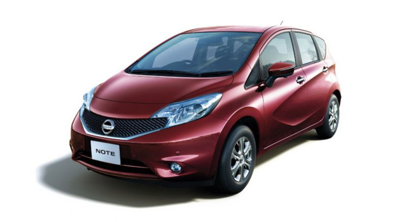 Nissan to launch range-extended Note EV in Japan?
