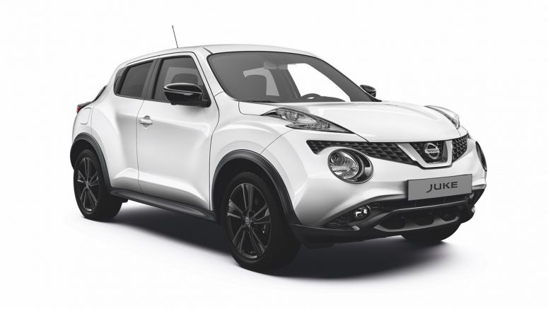 Nissan Adds N-Vision Special Versions To UK Crossover Range