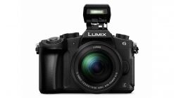 Panasonic Lumix DMC-G85 offers weather-sealing, updated IS system, larger viewfinder