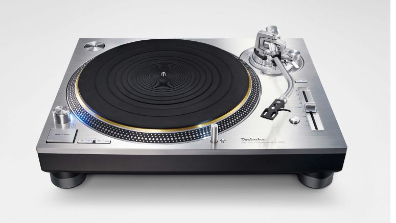 IFA 2016: Technics launches Grand Class SL-1200G direct-drive turntable as unlimited edition