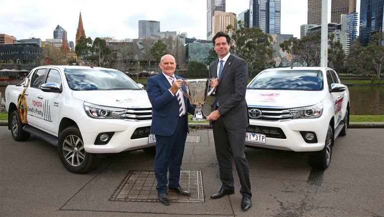 Toyota And AFL Extend Sponsorship Deal