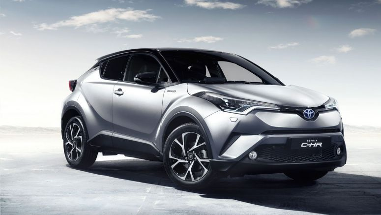 Toyota C-HR Debuts In Full With Three Engine Options