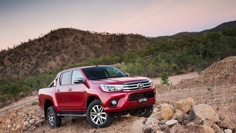 Toyota Hilux And Corolla Lead The Field