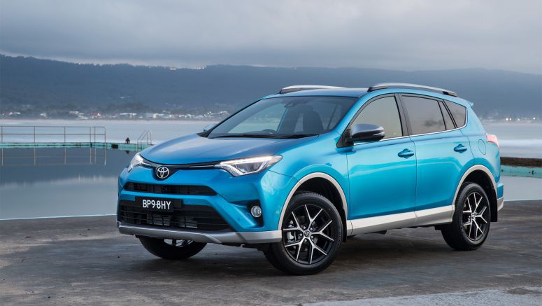 Toyota Expands RAV4 Safety And Style
