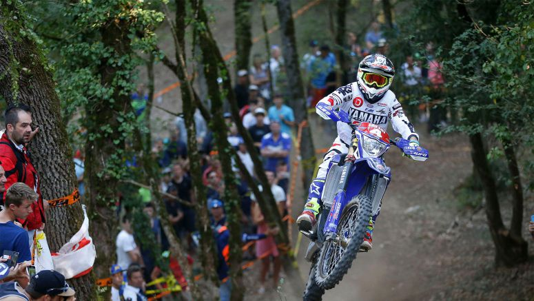 Yamaha: Double Podium Result For Larrieu At Home GP
