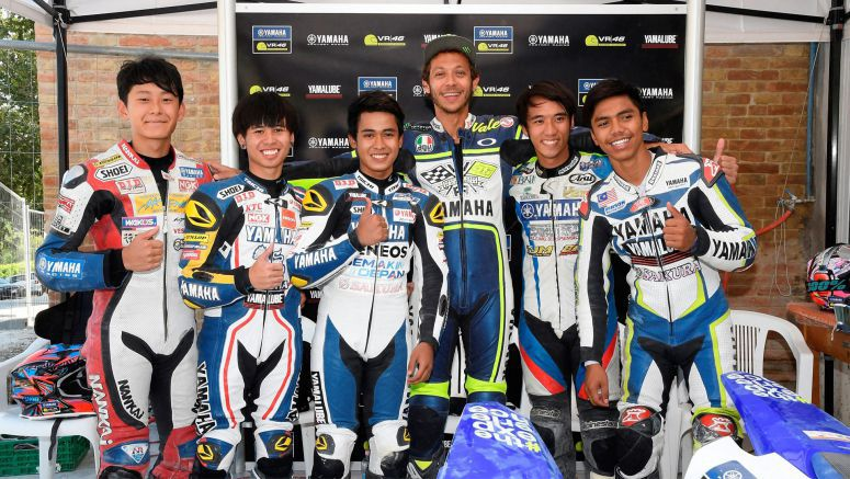 Six Students to Enter Second Edition of Yamaha VR46 Master Camp