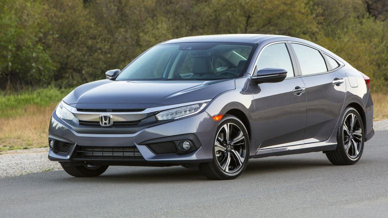 2017 Civic Lineup Turbocharged with Extended Availability of Manual Transmission