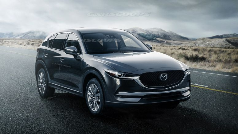 New 2018 Mazda CX-5 Will Come With A Sharper, Kodo Redesign