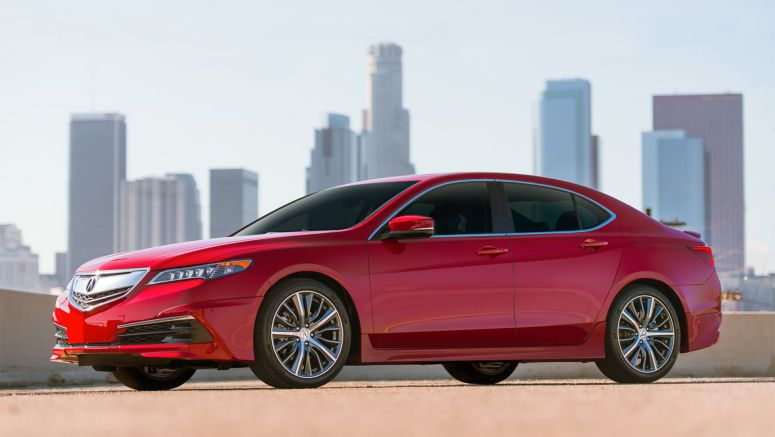 Acura TLX Gets the Grown Up Tuner Treatment