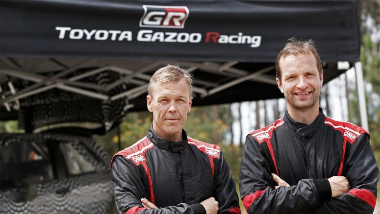 Juho Hanninen Named as Toyota Gazoo Racing WRC Driver For 2017