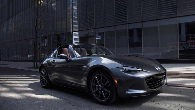Mazda MX-5 RF Priced From $31,555, Launch Edition Available To Order
