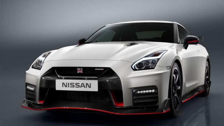 Nissan Announces UK, Germany, France Pricing For 2017 GT-R NISMO