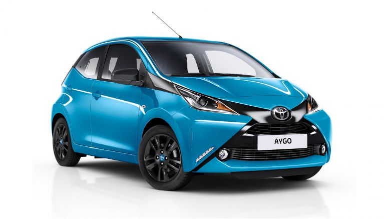 Next-Gen Toyota Aygo Could Be Offered Solely As An EV