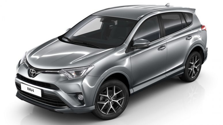 2017 Toyota RAV4 Gets More Safety Kit In The UK