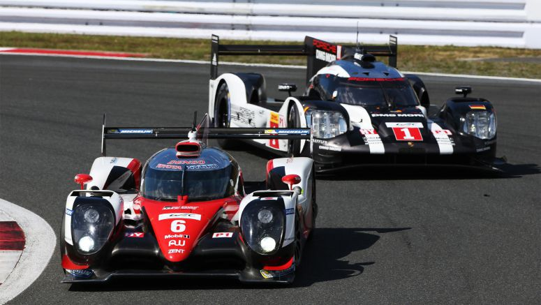 Home Win For Toyota In The WEC