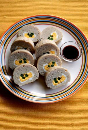 Tricolor roll, a 'universal' dish enjoyed by all, young and old