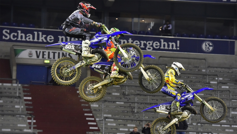Young Yamaha Superstars Deliver Sensational YZ125 Cup SuperFinale