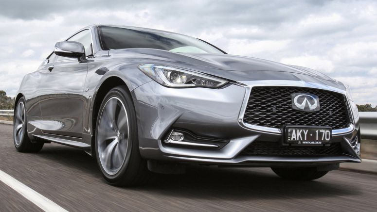 Infiniti Q60: Mid-range V6 gap filler not off the table for Australia