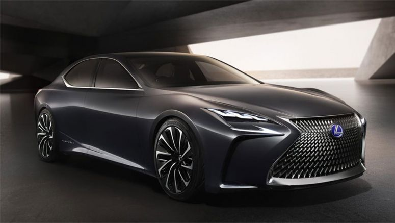 Extended Range Electric Vehicles Coming to Lexus?