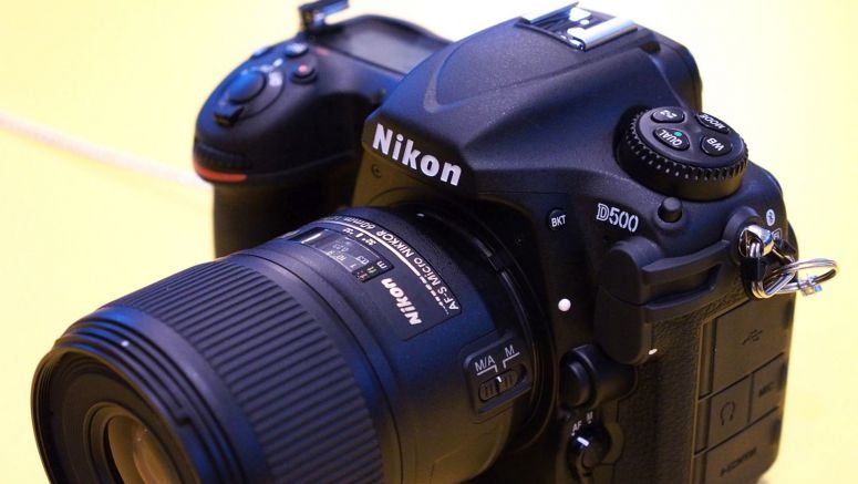 New Firmware Available for Nikon D500 Camera