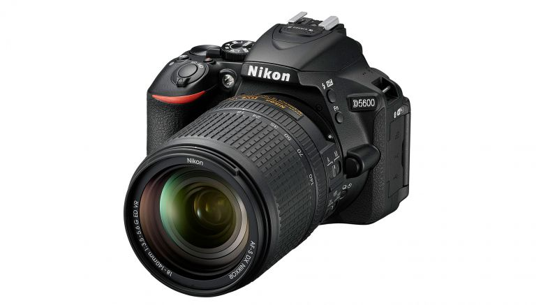 Nikon D5600 Camera Announced, But For The US