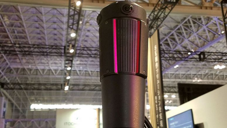 Panasonic Professional 360 Real-Time 4K Camera: Hands-On