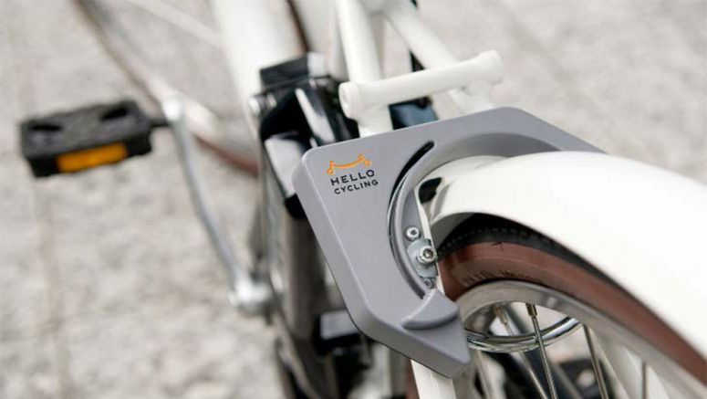 Softbank Launches IoT-based Bicycle Sharing System
