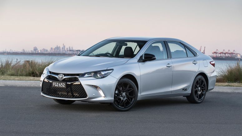 Toyota: Camry RZ Special Edition Is Back With Satellite Navigation On Board