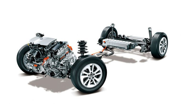 Toyota Reduces Size of Prius HEV's Motor Without Lowering Maximum Torque