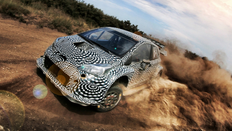 Toyota's WRC Car Will Help Accelerate Autonomous Driving System's Development