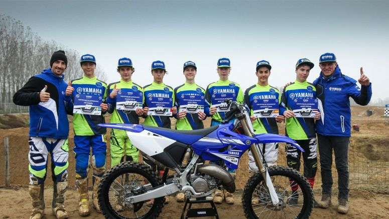 2016 YZ125 Cup Students Graduate From Yamaha Masterclass