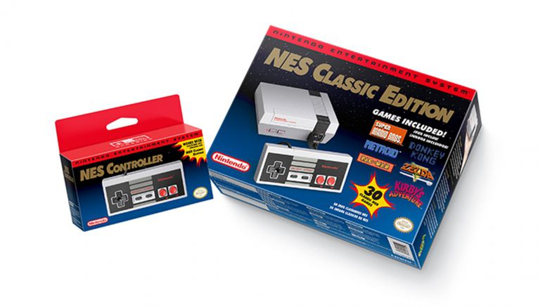 NES Classic Available From Amazon Bookstores