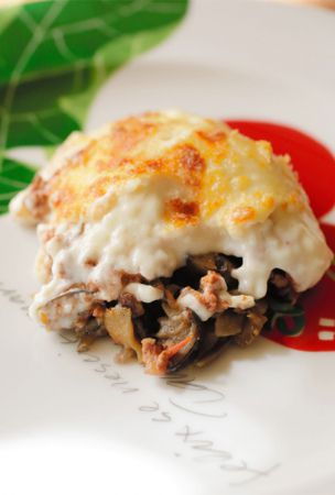 Recreate Greece's authentic taste with flavorsome Moussaka