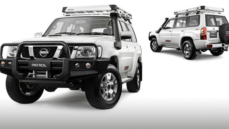 Nissan Y61 Patrol Legend Edition launched as swansong for hard-working 4×4