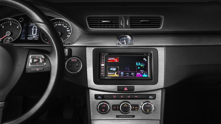 Pioneer Updates Firmware for Its In-Dash Audio Systems - Version 8.36