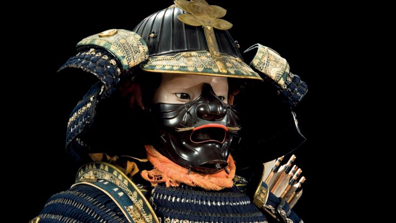 Rarely-Seen Samurai Weaponry Finally Goes on Display