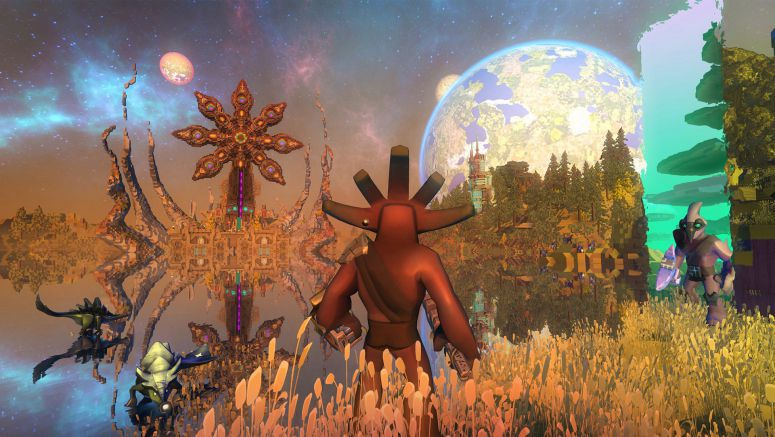Sony: Stake Your Claim in Boundless, Coming to PS4
