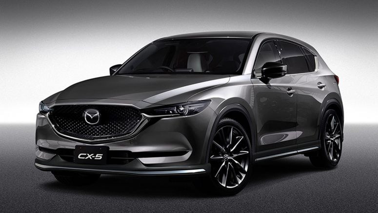 Mazda CX-3 And CX-5 Bringing Sporty Capes To Tokyo