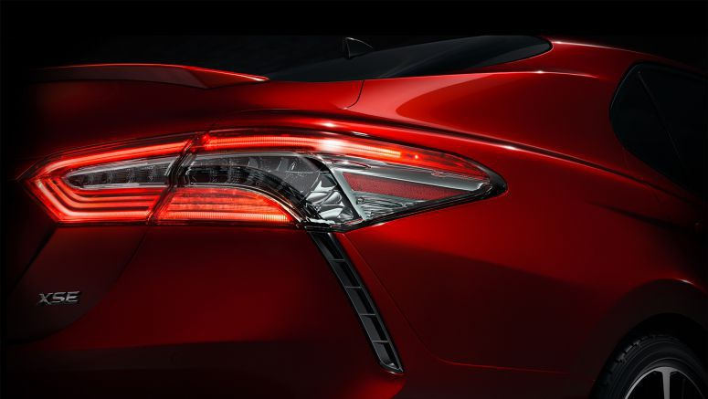 Photo: Next-generation Camry to Debut in Detroit